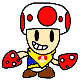 Toad DIFICULT MODE