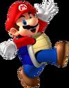 Mario Caparazón Azul