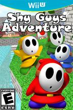 Shy Guys Adventure by Gablemice
