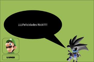 Feliz Cumple Nicky!!