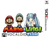Mario & Luigi: Vocaloid Team