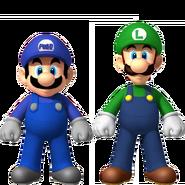 Moshe y Luigi