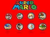 Super Smash Bros. Fighters/Personajes
