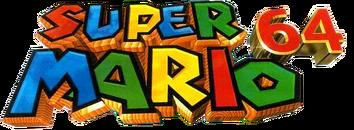 Super Mario 64 Logo-0
