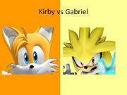 Kirby vs Gabriel