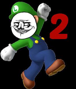 Luigi pervertido 2