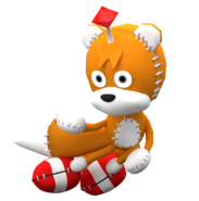 Tails doll render by nibrocrock-d6zkdd9