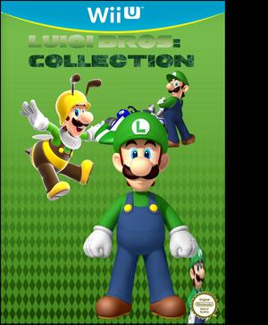 Carátula Luigi Bros- Collection By Silver & Company
