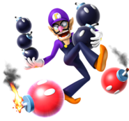 Waluigi MPA Artwork