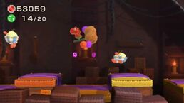 Yoshi's Woolly World Screenshot 1