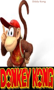 Diddy Kong SSBDS