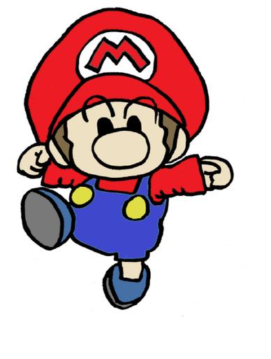 Bebe Mario ggigante