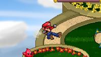 Mario Ledge Attack 2