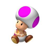 Toad Rosa