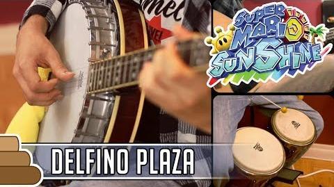 K Kondo & S Tanaka - Delfino Plaza Super Mario Sunshine