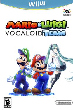 M&LVT Wii U