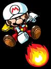 Mini Mario Fuego