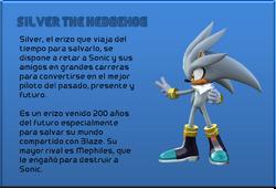 N&SRacing - Silver the Hedgehog