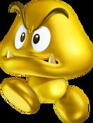 150px-Gold Goomba Artwork - New Super Mario Bros. 2