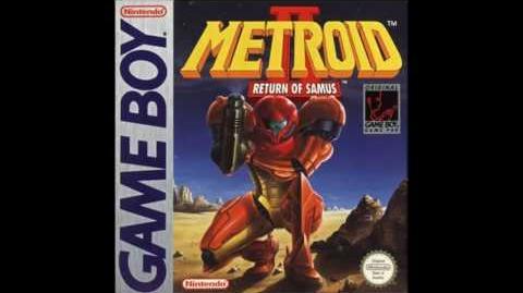Metroid II Return Of Samus Music - Metroid Hatchling Theme