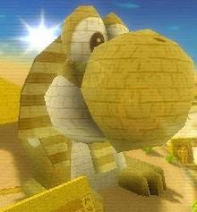 Desierto Yoshi