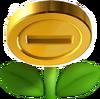 Flor de moneda