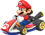 Mario - Mario Kart 8