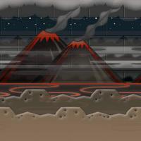 Tierra de lava