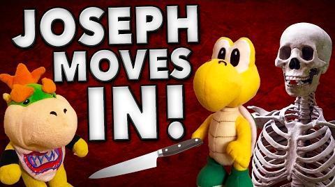 SML Movie- Joseph Moves In!