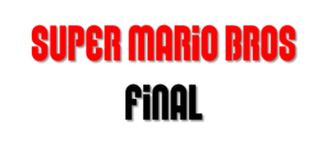 Super Mario Bros Final Logo