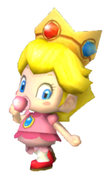 Baby Peach (MKW)
