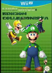 Carátula Luigi Bros Edición Coleccionista