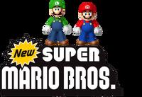New Super Mario Bros. 5 Logo By Silver Martínez