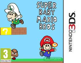 Baby mario bros 3ds