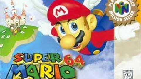 Super Mario 64 Introducción