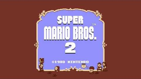 Overworld - Super Mario Bros