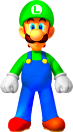 Luigi RPG