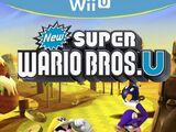 New Super Wario Bros U