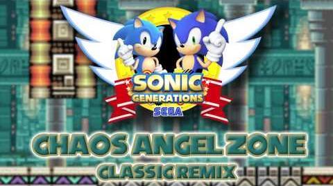 Chaos Angel Classic - Sonic Generations Remix