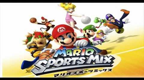 Mario Sports Mix Music - Results Screen