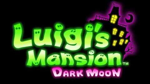 Gloomy Manor - Luigi's Mansion- Dark Moon