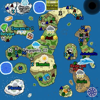 Mapa de Conquista de Reinos 2.12