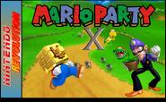 Mario Party 10 Carátula by Silver