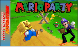 Mario Party 10 Carátula by Silver