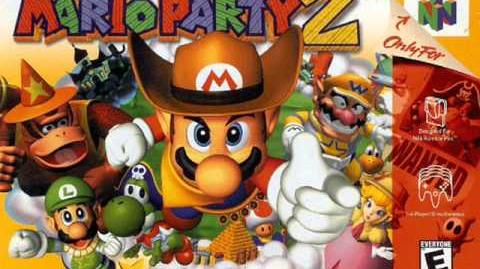Mario Party 2 Music - Horror Land EXTENDED