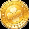 Moneda Trébol