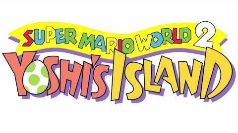 Mini-Boss - Yoshi's Island