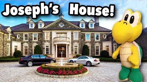 SML Movie- Joseph's House!