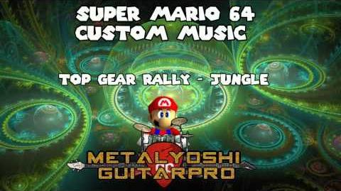 Super Mario 64 Custom Music TGR Jungle