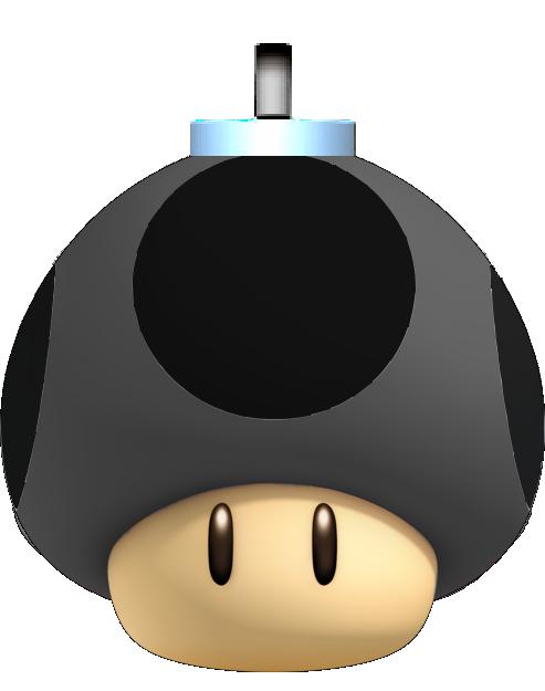 bomb mushroom super mario fanaxy wiki fandom powered by wikia